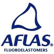 Aflas Material Logo