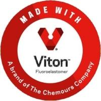 Made With Viton Logo